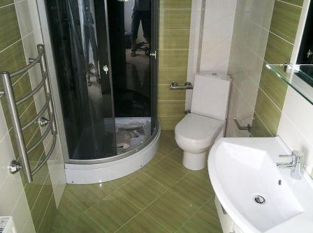 Ремонт ванной комнаты под ключ Хабаровск